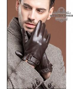 Bao da nam lót lông siêu ấm - BHY8791N Đủ size M.L.XL