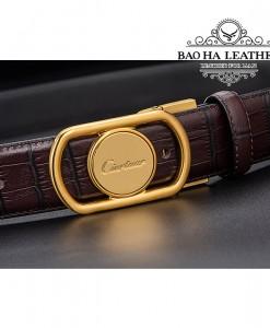 Thắt lưng khóa bấm nam cao cấp Ciartuar - BH1401D (10)