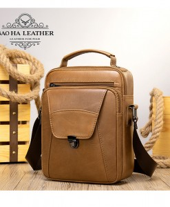 Túi da đeo chéo dáng hộp - BHM7329N (2)