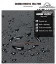 100% da bò cao cấp, xử lý bề mặt chống nước