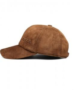 Mũ da lộn nam BH1981 Màu Nâu bò