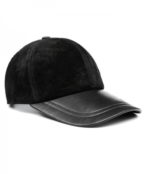 Mũ da lộn nam BH1981 Màu Đen