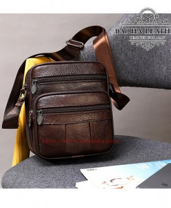 Túi da đeo chéo dạng hộp BHM500 (13)