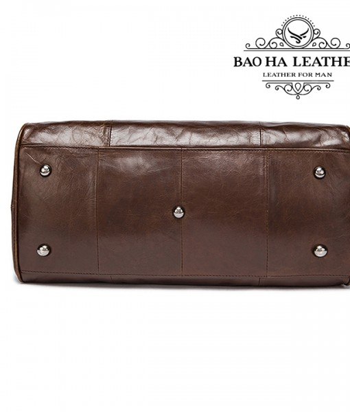 Túi xách du lịch da bò cao cấp BHM8822 (14)