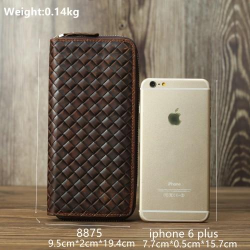 Kích thước ví vừa mọi dòng điện thoại