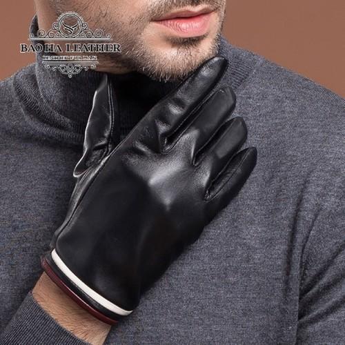 Đường may kỹ lưỡng, giúp đôi tay thon gọn và vẫn giữ ấm hoản hảo