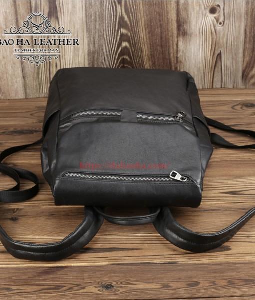 Balo da bò cao cấp BHSJ009 Balo laptop 16inch (6)