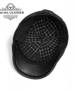 Bên trong mũ có lót vải và có che tai giữ ấm