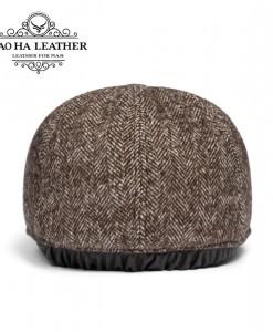 Mũ có che tai giữ ấm, bo chun ôm đầu, đường may tinh tế