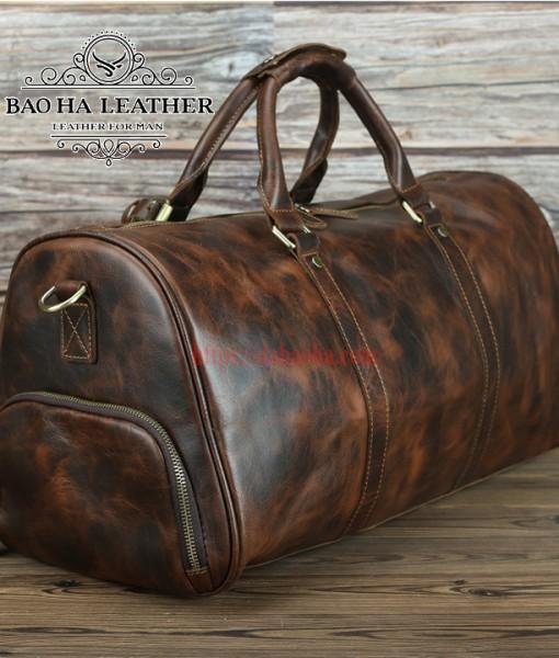 Túi trống du lịch cao cấp có ngăn để giày BHL218N (16)