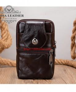 Túi đeo hông da bò - BHM7536C Túi đeo chéo nhỏ