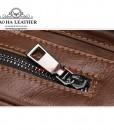 Túi đeo chéo Bao Ha Leather BHM7512C Màu Cà phê (13)