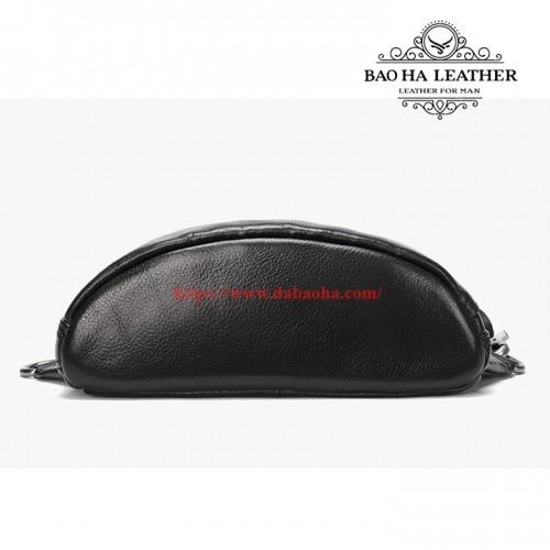 Đáy túi dày 8cm giúp bạn thoải sức để phụ kiện