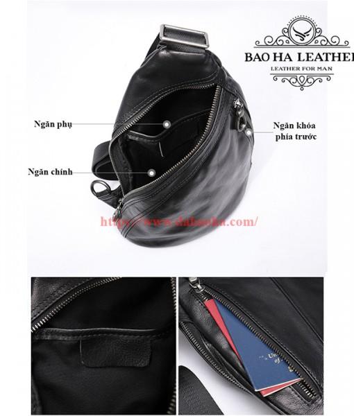 Ngăn chính của túi