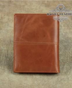 Mặt sau của chiếc ví